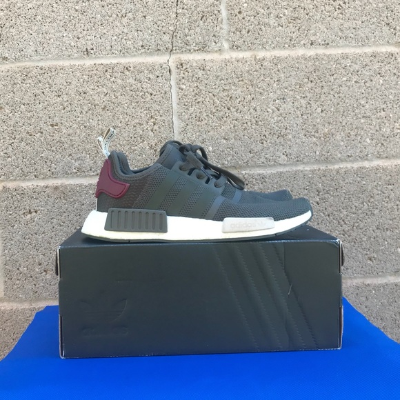 adidas Shoes - Adidas Women s Olive Nmd 69a176f9ba98